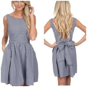 Lauren James The Emerson Gingham Dress